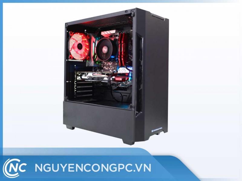 BỘ PC AMD RYZEN 5 3600 / RAM 16GB / VGA  GTX 1050Ti 4G
