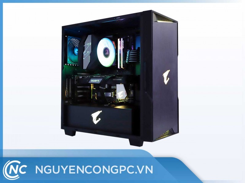 BỘ PC AMD RYZEN 9 3900X - FULL AORUS