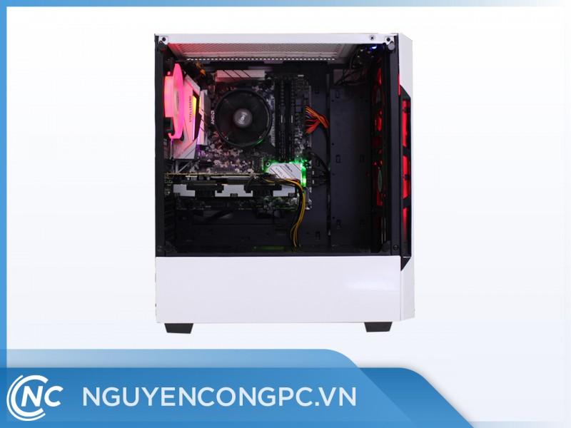 Bộ PC Gaming AMD Ryzen 5 2600 / 1660 6GB