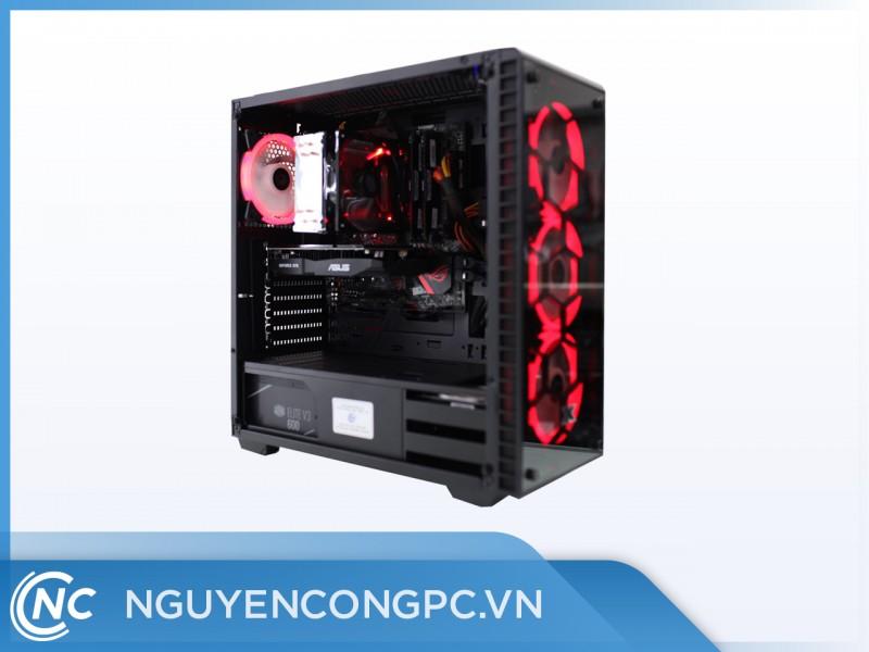 PC GAMING i5 9400F / B360 / 16GB / RTX 2060