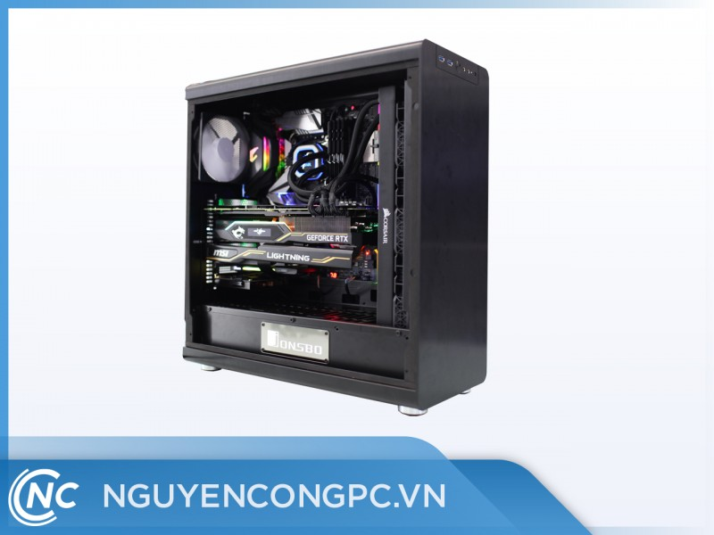 PC GAMING i7 8700K / Z390 / 16GB / RTX 2080Ti / SSD 250
