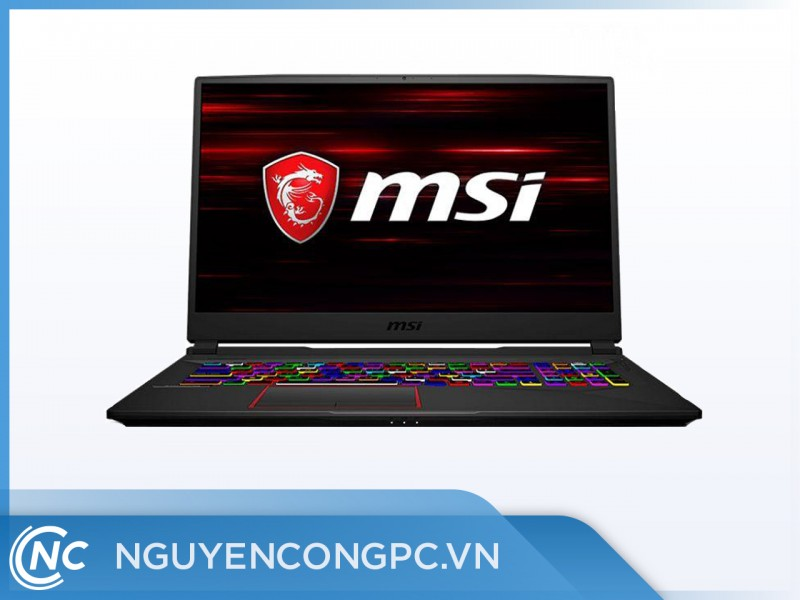 "Laptop MSI Gaming GE65 Raider 9SF-222VN i7-9750H / 16GB DDR4 / RTX 2070 / 1TB SSD / 15.6"" FHD / Windows 10"