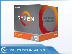 CPU AMD Ryzen 9 3900X (3.8 - 4.6Ghz / 12 core 24 thread / socket AM4)