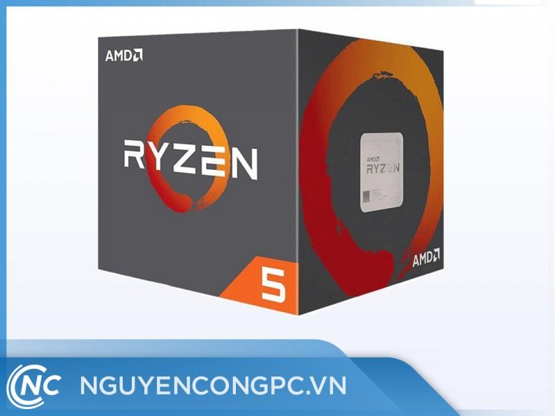 CPU AMD Ryzen 5 2600X Turbo 4.2 GHz / 6 Core / 12 Threads