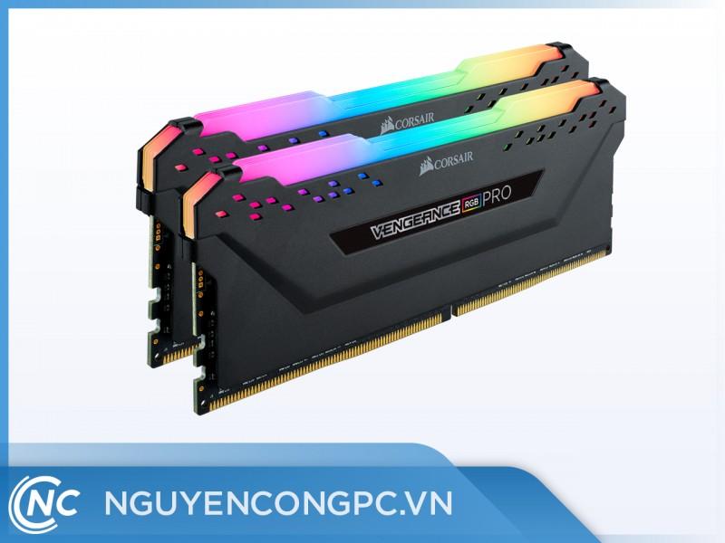 Ram Corsair Vengeance RGB Pro 32GB (2x16GB) DDR4 3000MHz