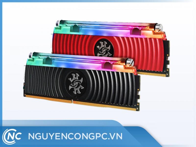 RAM Adata XPG SPECTRIX D80 RGB Liquid Cooling 16Gb (2x8Gb) DDR4-3200