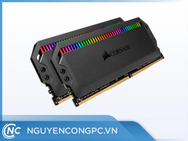 Ram Corsair DOMINATOR PLATINUM DDR4 16GB (2x8GB) 3000MHz RGB