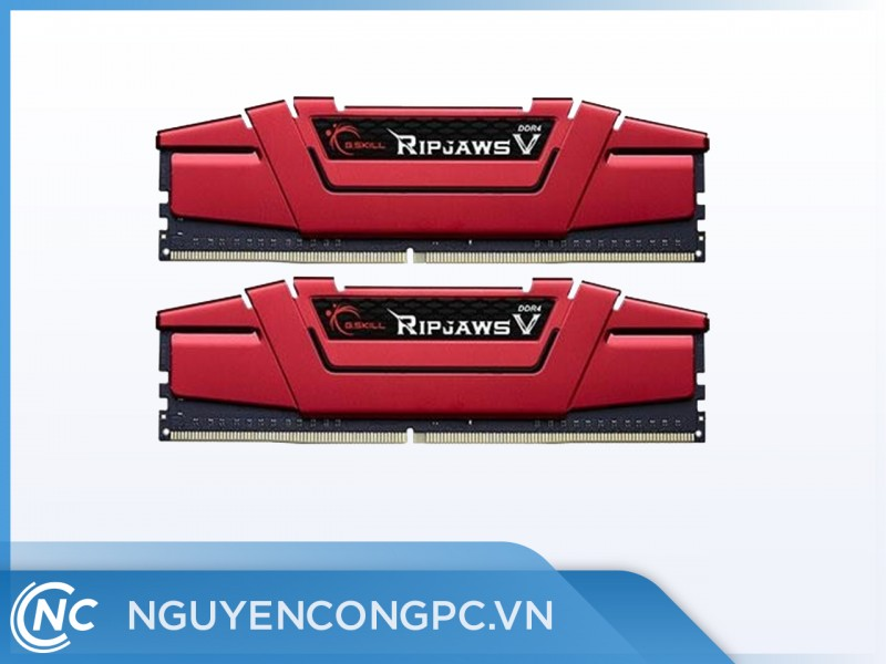Ram GSKILL RIPJAWS V 16GB (8GBx2) DDR4 3000MHz