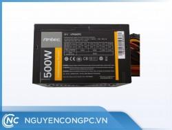 PSU Antec VP500PC Công suất thực 500W
