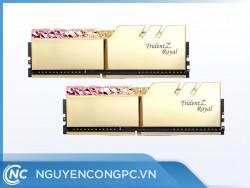 Ram DDR4 Gskill Trident Z Royal 16GB/3000 (2x8GB)