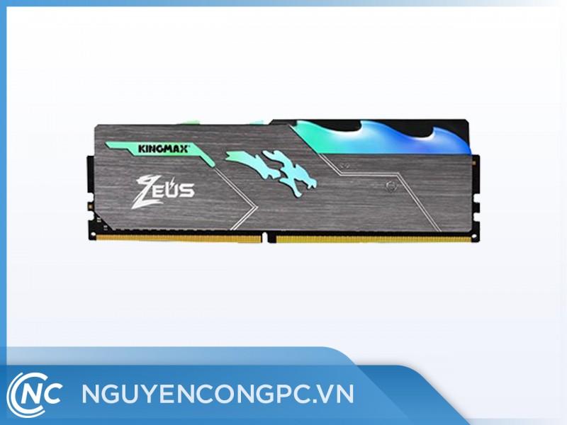 RAM KINGMAX Zeus 16GB (8GBx2) bus 3000 DDR4 RGB
