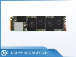 Ổ cứng SSD Intel 660p 512GB M.2 PCIe