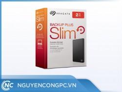 Ổ cứng di động Seagate Backup Plus Slim 2TB