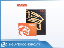 Ổ cứng SSD Kingspec P3-256 2.5 Sata III 256Gb
