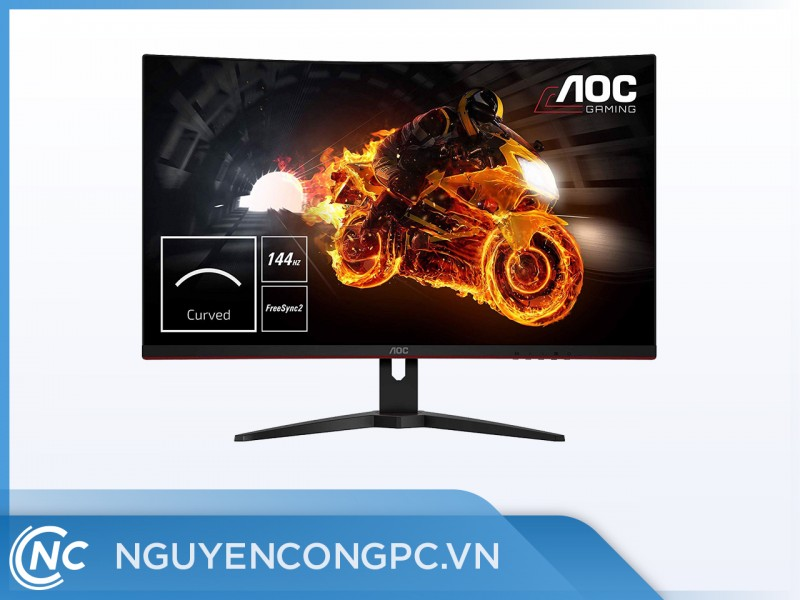 Màn hình AOC C32G1 Cong 32 inch Full HD Gaming 144Hz