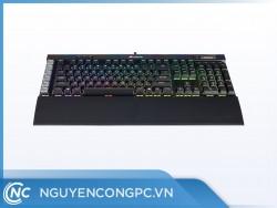 Bàn phím Corsair K95 RGB PLATINUM Mechanical - Cherry MX Brown - Black