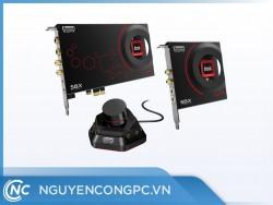 Card Sound PCIe 5.1 Creative Blaster ZxR