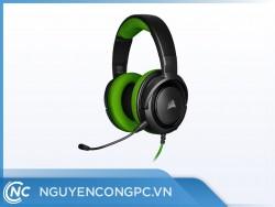 Tai nghe Corsair HS35 Stereo Green