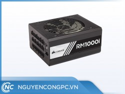PSU Corsair RM1000i 1000W Modular 80 PLUS Gold