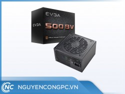 PSU EVGA 100-BV-0500-K1 500W