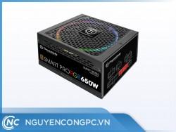 PSU Thermaltake Smart Pro RGB 650W 80 Plus Bronze