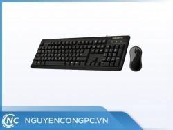 Bộ bàn phím - Chuột Gigabyte GK-KM3100