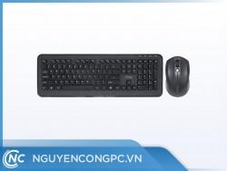 Bộ bàn phím chuột không dây Fuhlen MK880