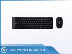 Bộ Keyboard + Mouse Logitech MK220 wireless