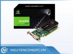 VGA nVidia Quadro K600 1GB GDDR3