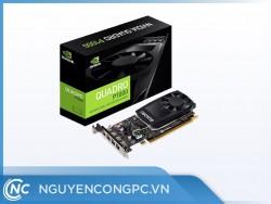 VGA nVidia Quadro P1000 4GB GDDR5