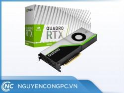 VGA nVidia Quadro RTX 6000 24GB