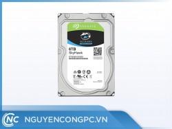 Ổ cứng HDD Seagate SkyHawk SURVEILLANCE 6TB/7200, Sata 3, 256MB Cache