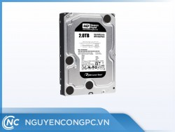Ổ cứng HDD Western Caviar Black 2TB 7200Rpm, SATA3 6Gb/s, 64MB Cache