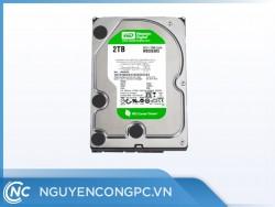 Ổ cứng HDD Western Caviar Green / Blue 2TB/5400 Sata3 64M