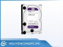 Ổ cứng HDD Western Purple 4TB/5400 Sata 3 64Mb
