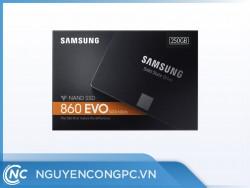 "Ổ cứng SSD Samsung 860 EVO 250GB SATA3 6Gb/s 2.5"""