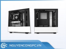 Vỏ Case NZXT H510 White/Black
