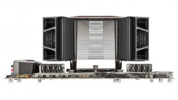 Corsair ra mắt dòng tản nhiệt khí A500: Tản nhiệt khí lớn cho CPU và không cấn RAM.