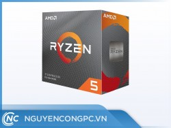 CPU AMD Ryzen 5 3500 (3.6GHz turbo up to 4.1GHz, 6 nhân 6 luồng, 16MB Cache, 65W) - Socket AM4