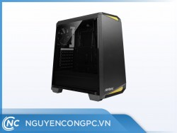 Case Antec NX100 Yellow Mid Tower