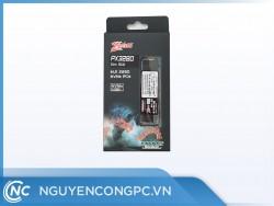 Ổ cứng SSD KINGMAX Zeus 256GB PX3480 NVMe M.2 2280 PCIe Gen 3.0 x4