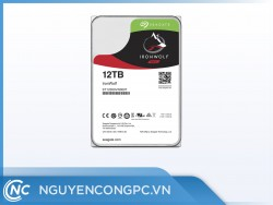 Ổ cứng HDD Seagate IronWolf 12Tb 6Gb/s, 256MB cache, 7200rpm (ST12000VN0007)