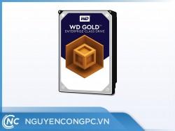 Ổ cứng Western Digital 12TB Gold Datacenter 6Gb/s 7.2K RPM 256M (WD121KRYZ)