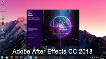 Adobe After Effects 2018 - Download - Hướng dẫn cài đặt nhanh nhất