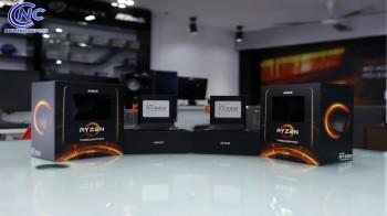 AMD Threadripper 3970x vs 3990x so sánh sức mạnh render của 2 quái vật khủng long.