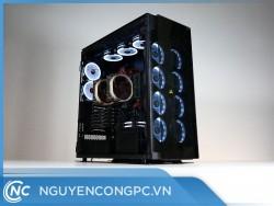 Bộ PC Workstation Dual Xeon P8280 / Ram 1536GB / 5x Quadro RTX 4000 / SSD 40.000GB