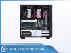 WORKSTATION DUAL XEON E5-2678 V3 / 32GB / GTX 1650 4GB