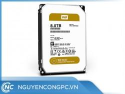 Ổ cứng HDD Western Digital Gold 8TB