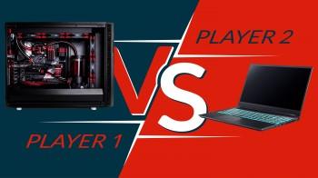 Gaming Desktop vs. Laptop Gaming: Cái nào tốt hơn cho game thủ