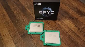 AMD tuyên bố hiệu năng mỗi lõi nhanh nhất thế giới với CPU EPYC Rome 7Fx2